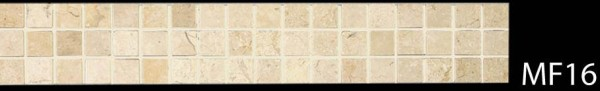 Мраморный фриз. Код MF-16.305 х 50 х 7,5 мм.