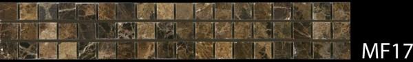 Мраморный фриз. Код MF-17.305 х 50 х 7,5 мм.