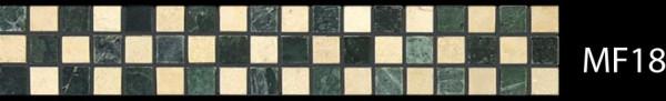 Мраморный фриз. Код MF-18.305 х 50 х 7,5 мм.