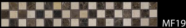 Мраморный фриз. Код MF-19.305 х 50 х 7,5 мм.