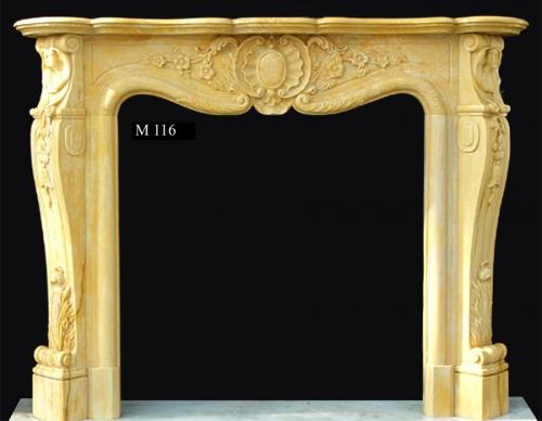 Мраморный портал М-116