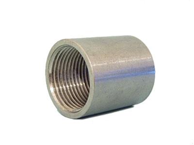 Муфта из нержавеющей стали AISI 304, 316 ГОСТ 8966 Ду6-100