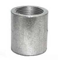 Муфта оцинкованная стальная Ду 20