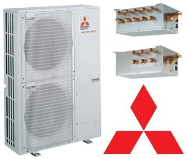 Мультисистемa с инвертором MXZ-8A140VA. Охлаждение и нагрев. Цена: MXZ-8A140VA - 6888 $
