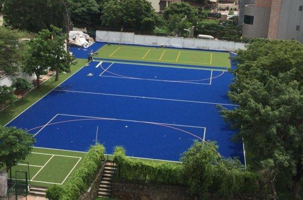 Фото 3 Строительство футбольных полей. штучна трава 337351