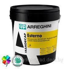 MURIVAL ESTERNO-Матовая, моющаяся краска для наружных и внутренних стен. Применяется на любых минеральных поверхностях.