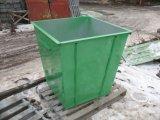 Фото  2 мусорный бак металлический, емкость 0,75 куб 2920597