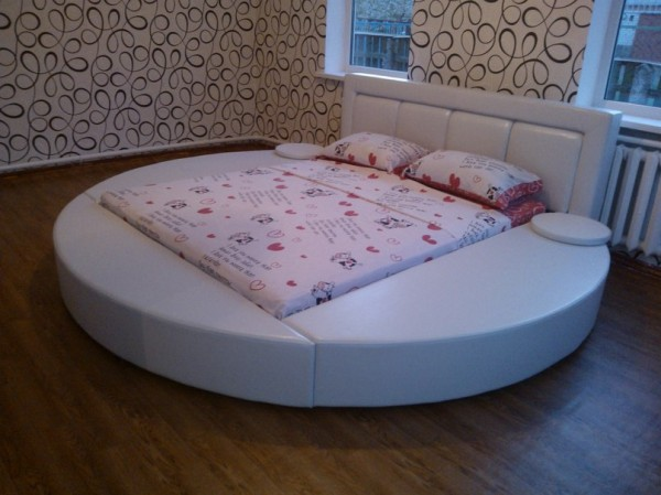 Мягкая кровать 7
