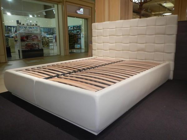 Мягкая кровать Плетенка