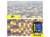 Фото  2 Black Stone - пропитка для тротуарной плитки, эффект мокрого камня, 5л 2083004
