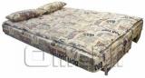 Ньюс диван покрывало 2 подушки, ППУ Ткань газета A32975