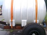 Емкости для перевозки, транспортировки воды, кас пластиковые 5000, 3000, 2000, 1500, 1000 литров