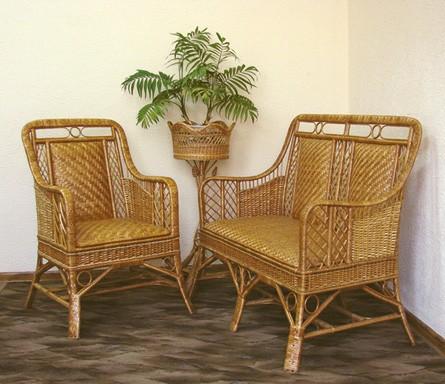 Набор Черниговчанка-лоза, 1-диван -2 кресла