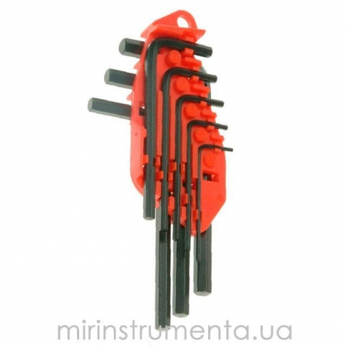 Набор Г-образных шестигранных ключей 8 шт. STANLEY 0-69-251