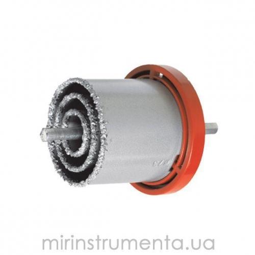 Набор корончатых сверл для плитки 5 ед INTERTOOL SD-0429