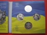 Фото  1 Набор монет НБУ 25 лет независимости Украины 1879300