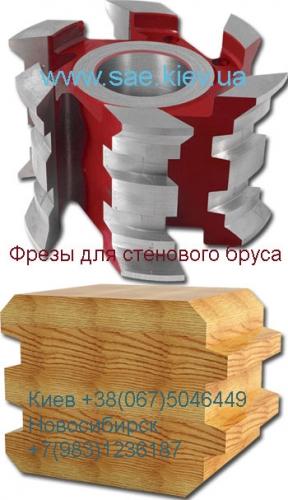 Наборы мебельных фрез с напайкой Р6М5. Продать фрезу.