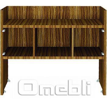 Надставка для стола UK-118   венге A10429