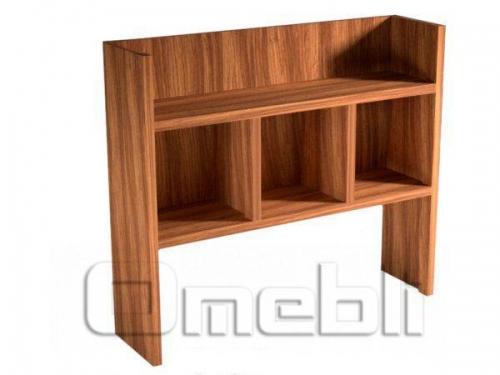 Надставка для стола UK-118   зебрано A10431