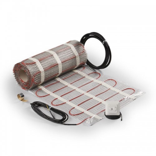 Нагревательные маты ThinMat с мощностью 160 Вт/м2, EFHTM160.10 1600 Вт, 10 м2