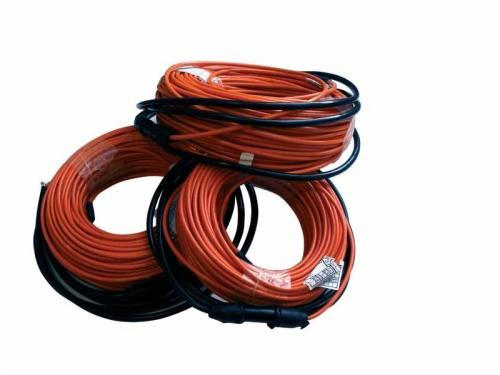 Нагревательный кабель двухжильный ADPSZV 150 Вт