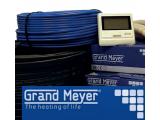 Фото 1 Теплый пол электрический нагревательный кабель Grand Meyer 337444