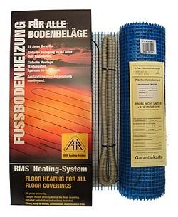 Нагревательный мат FHР 2107 площадь обогрева - 0,75 кв. м мощность - 150 Вт, пр-во Германия, гарантия - 20 лет