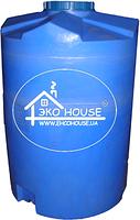Накопительный бак для воды и других жидкостей 1000 литров