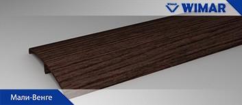 Наличник ПВХ декоры WIMAR мали-венге Рамеры: 15*74*2200
