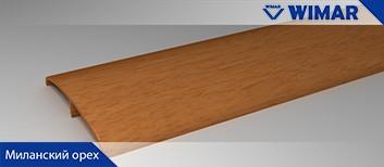 Наличник ПВХ декоры WIMAR миланский орех Рамеры: 15*74*2200