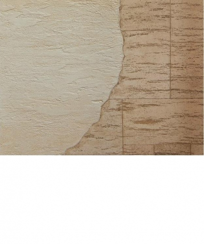Нанесение декоративной штукатурки Canyon ( Каньйон )