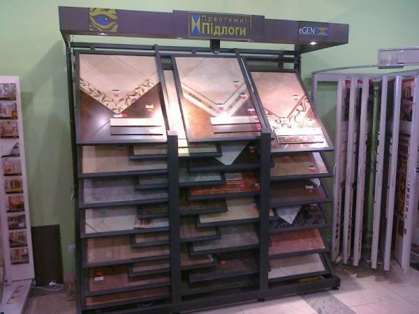 Напольные колекции плитки