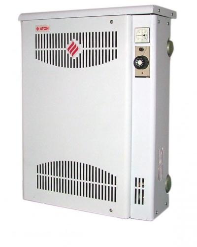 Напольный газовый котел Атон АОГВМНД-10Е (парапетный. 1-х. контурний) Aton 10 кВт