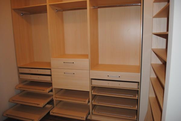 Наполнение гардеробной комнаты 2