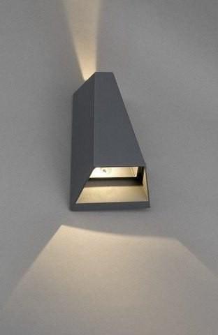 Наружный декор светильник для освещения фасада