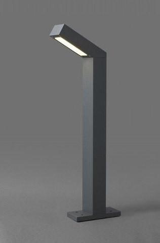 Наружный светильник стойка, освещение дорожек