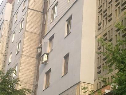 Наружное утепление стен квартир, промышленный альпинизм, кровельные работы