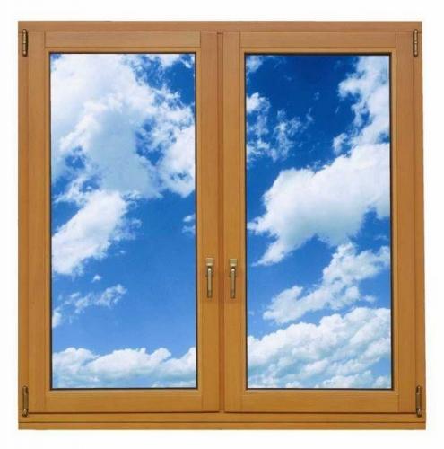 Наша компания предлагает изготовление окон из массива древесины (дуб, ясень, ольха, сосна)