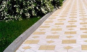 Наша компания предоставляет Вам услуги по укладке тротуарной плитки.
