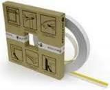 Нащельник оконный самоклеящийся ПВХ UNO (50 п. м * 70 мм. * 1 мм. )