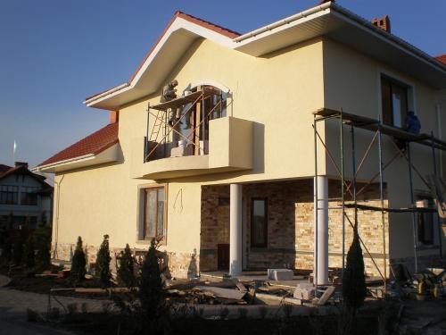 Наши цены на разработку полного рабочего проекта частного дома площадью: