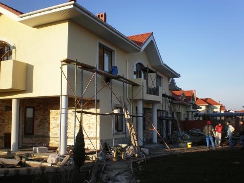 Наши цены на разработку полного рабочего проекта усадьбы площадью: