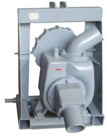 Насос АНС-130Т, АНС130Т. Агрегат насосный самовсасывающий. Работает от вала отбора мощности. Производитель Пинский ОМЗ.