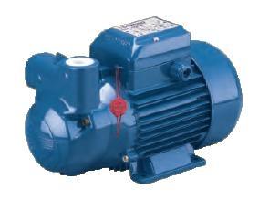 Насос Pedrollo вихревой PK 60 Мощность двигателя: 0,37 кВт Напор: 38 - 5 м Подача: 5 - 40 л/мин
