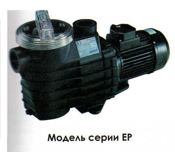 Насосы для бассейнов в Ялте. Циркуляционные насосы Kripsol, широкий спектр мощности и производительности.