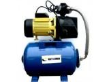 Насосная станция Optima JET 100-24 1,1 кВт Обухов купить. Бак на 24