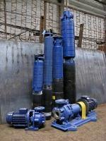 Насосный агрегат ЭЦВ 6-6,5-120