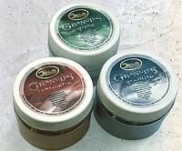 Натуральные цветные гранулы для добавления в декоративные штукатурки (терракот, зеленый, перламутр)
