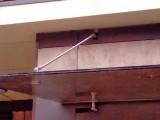 Навес стекло, ограждения стеклом монолитным поликарбонатом, балконы, террасы, крыши, нержавеющие перила