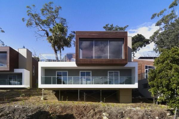 Навесные вентилируемые фасады - система облицовки фасадов зданий.